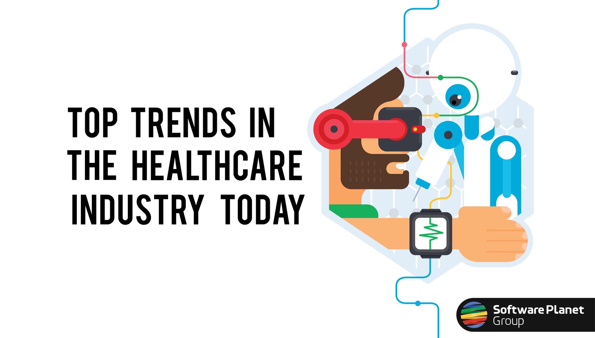 Healthcare Digital Transformation Trends